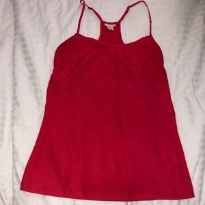 J Crew Camisole in Red